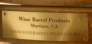 Napa Valley Wine Barrels Marketing