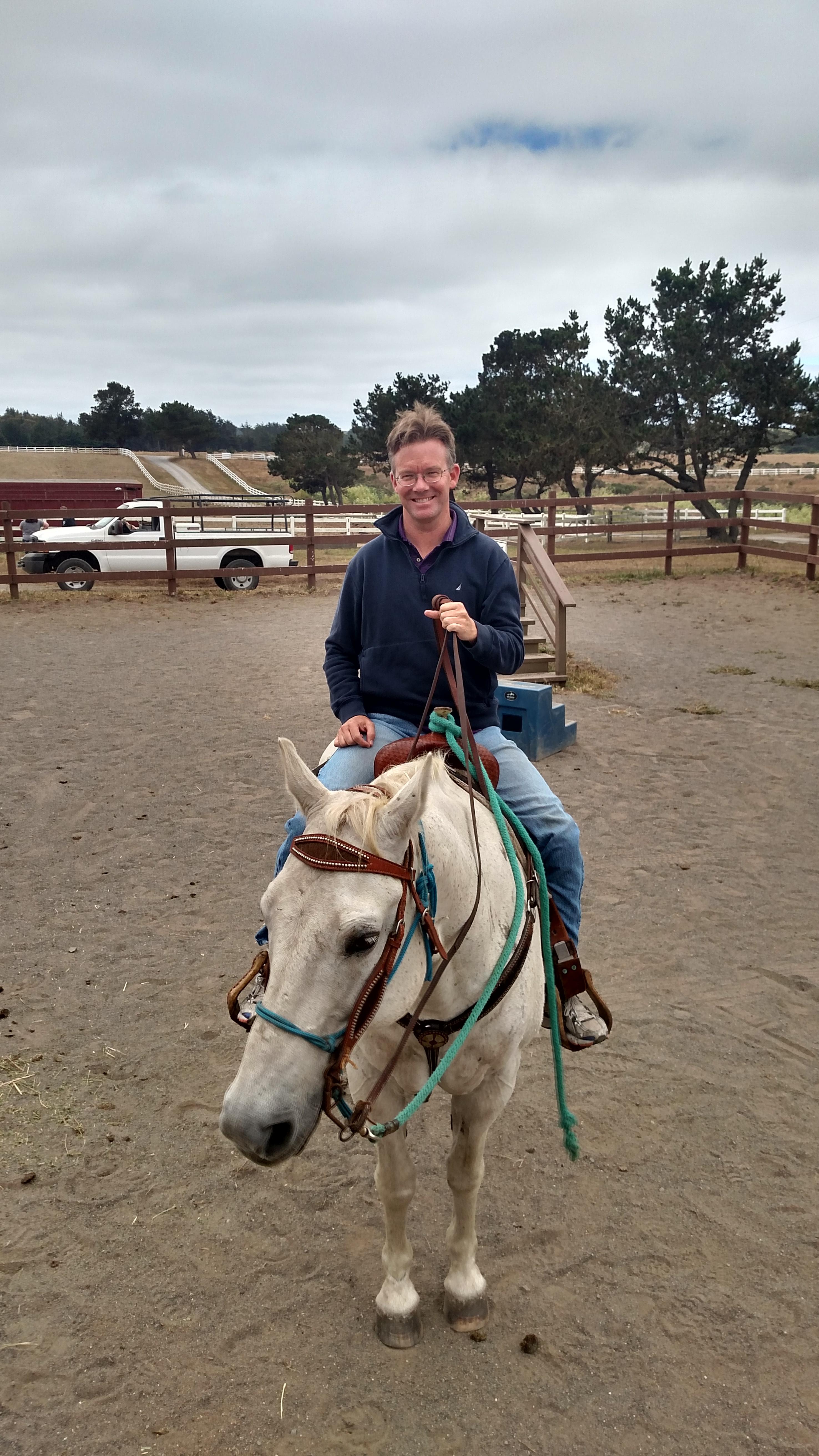 Yesterday I was up North of San Francisco at Bodega Bay. Checking out ...